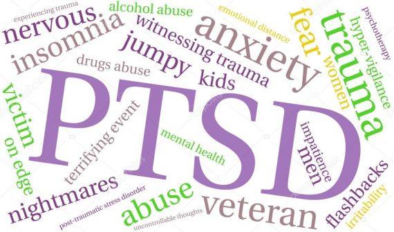 Trastorno de estrés postraumático TEPT