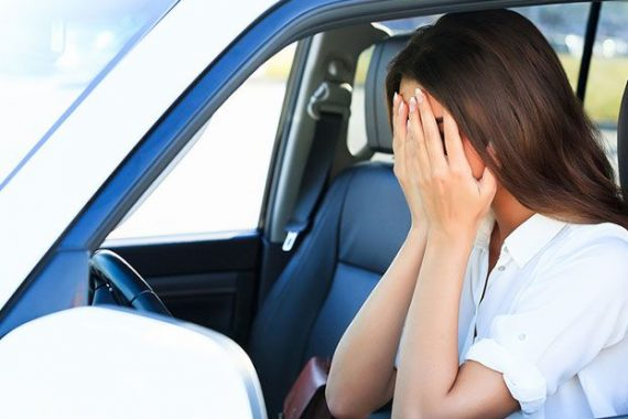 Fobia a conducir, el miedo más simbólico que me he encontrado